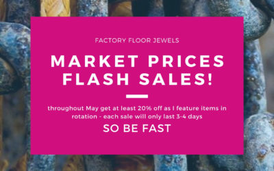 SALE – I'M BRINGING THE MARKET TO YOU